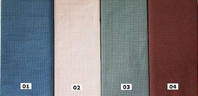 Taupe. Assorted 03. Tecido Japonês 100% Algodão (25cm X 55cm)