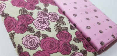 Floral.Composê.TN045-Tricoline 100% Algodão - 2x(50X70cm)