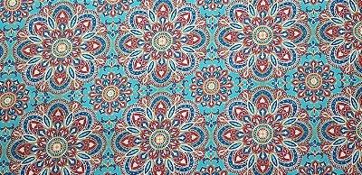 Mandala.Tecido Digital. TD022 - 50cm x 140cm