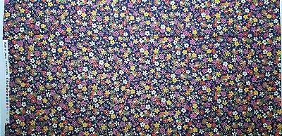 Little Flowers. Tec.Japonês Douradinho. TI041  (50cm x 55cm)