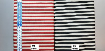 Tecido Listrado. TN079.   (50cm x 140cm)