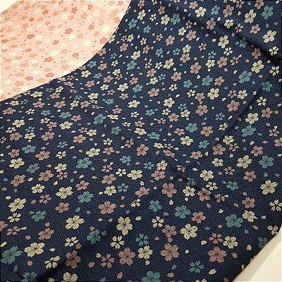 Little Sakura. Algodão Japonês (3600056) - 50x55cm