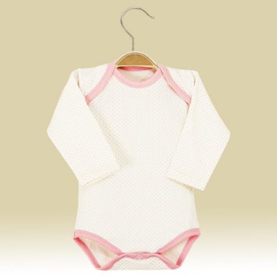 BODY BASIC LISO - MANGA LONGA POA OFF WHITE