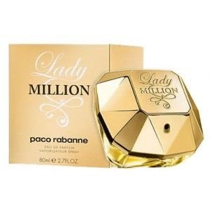 Lady Million Feminino EDP 80ml