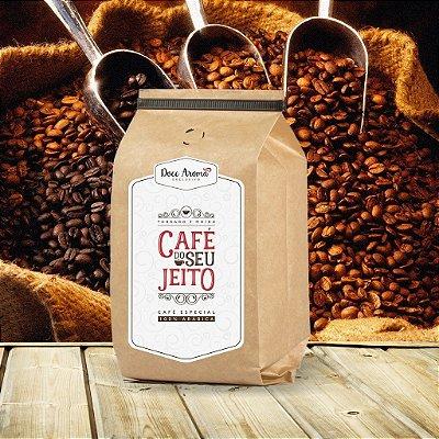 """Doce Aroma """"Blend"""" Café do Seu  Jeito (1kg)"""