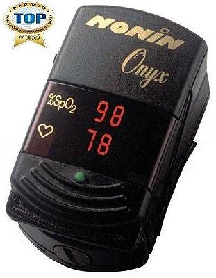 Oxímetro de Dedo e Pulso Nonin Onyx 9500 Testado e Aprovado Frete Grátis Brasil