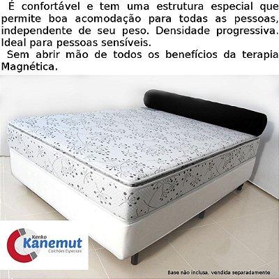 Kanemut Flexível com Pillow Top