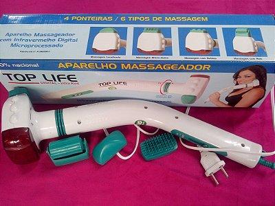 Aparelho Massageador Manual