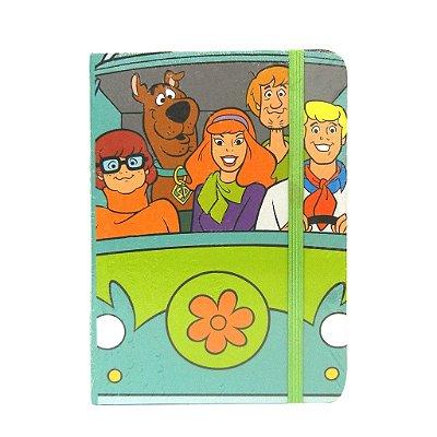 Bloco de  Anotações Grande - Scooby Doo na Kombi