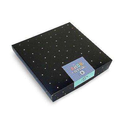 Kit Scrap com Álbum Amor 4 Patas