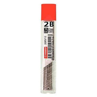 Grafite Stabilo 2B 0.5