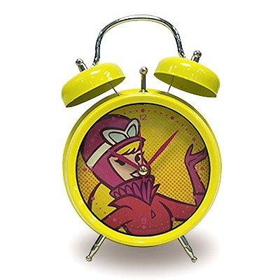 Relógio Despertador Penélope Charmosa