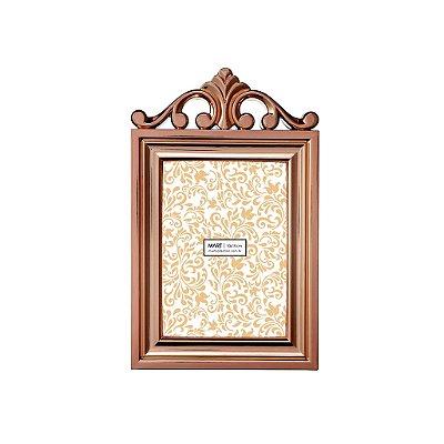 Porta Retrato Clássico 10x15cm - Cobre