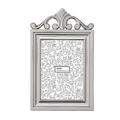 Porta Retrato Clássico 13x18cm - Prata