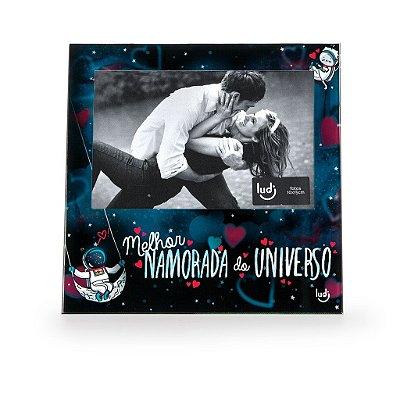 Porta Retrato - Melhor Namorada do Universo