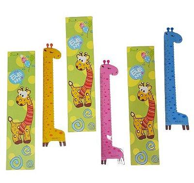 Régua 15cm Girafa