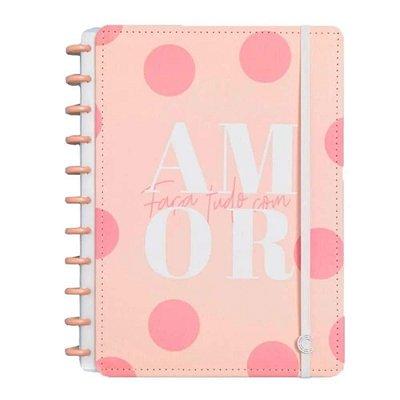 Caderno Inteligente Amor Grande