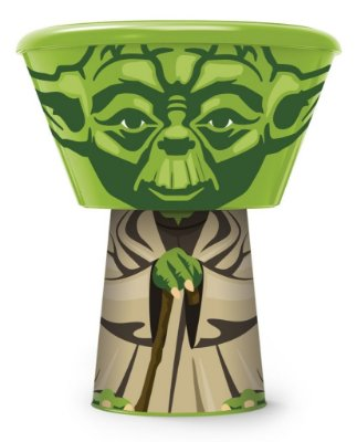 Kit para lanche Star Wars - Yoda