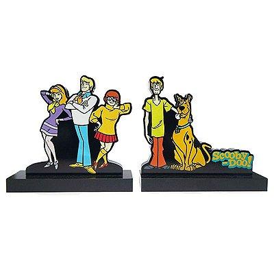 Aparador de Livros - Turma do Scooby Doo