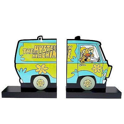 Aparador de Livros - Kombi do Mistério - Scooby Doo