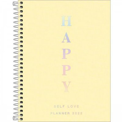 Planner happy 2022