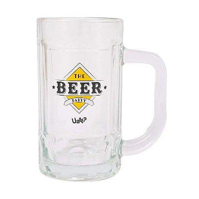 Caneco Cerveja 385ml - Open Bar