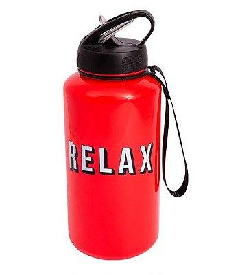 Garrafa de Aguá Litrão Relax