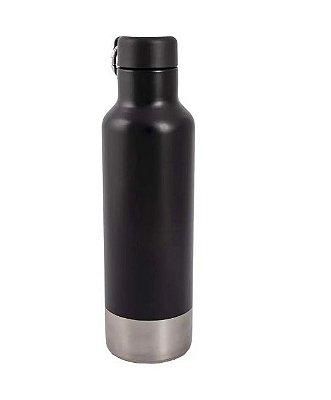 Squeeze Inox 800ml Preto Basic
