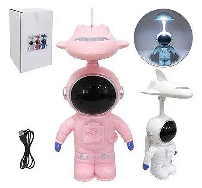 Luminária de Mesa Astronauta
