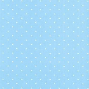 Folha de Scrapbook Estrela Grande Azul Claro