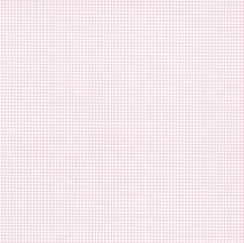 Folha de Scrapbook Quadriculada Rosa