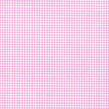 Folha de Scrapbook Quadriculada Pink