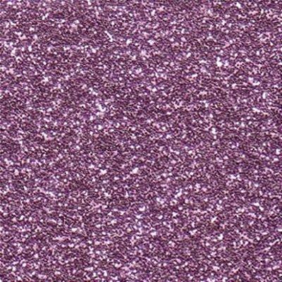 Folha de Scrapbook Puro Glitter Violeta
