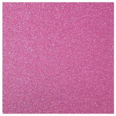 Folha de Scrapbook Puro Glitter Framboesa