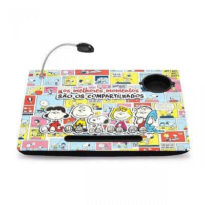 Bandeja para Notebook Turma do Snoopy