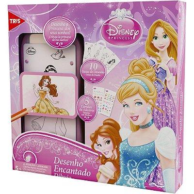 Kit Criativo Desenho das Princesas
