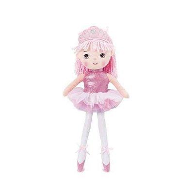 Boneca Princesa Bailarina Rosa