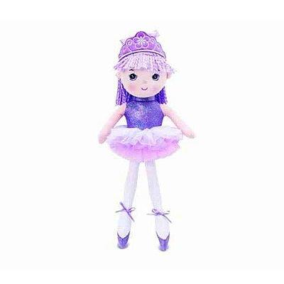 Boneca Princesa Bailarina Roxa