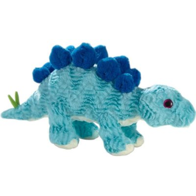 Dinossauro Stegosaurus Azul