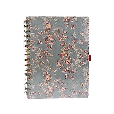 Caderno Pequeno Passarinhos