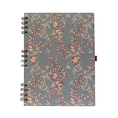 Caderno Médio Passarinhos