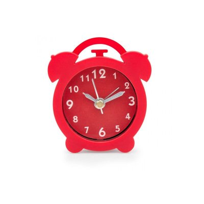 Mini Despertador Vermelho