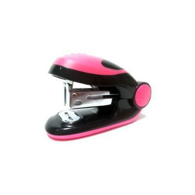Mini Grampeador Pop Office Pink