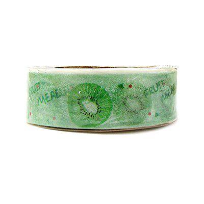 Fita Adesiva Washi Tape Kiwi