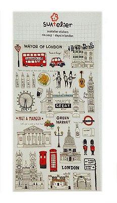 Adesivo Londres