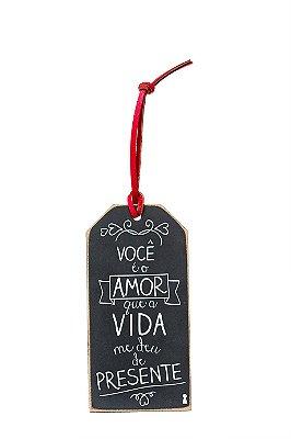 Tag de Porta Amor