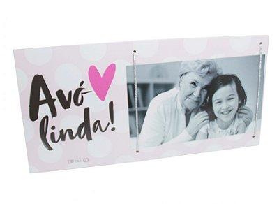 Porta Retrato Avó Linda