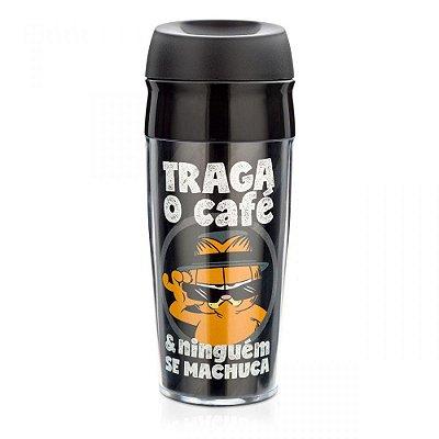 Copo para Viagem Traga O Café Garfield