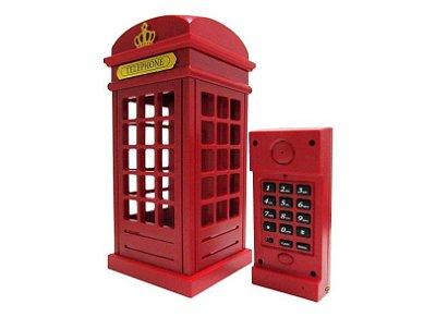Telefone Cabine Londres