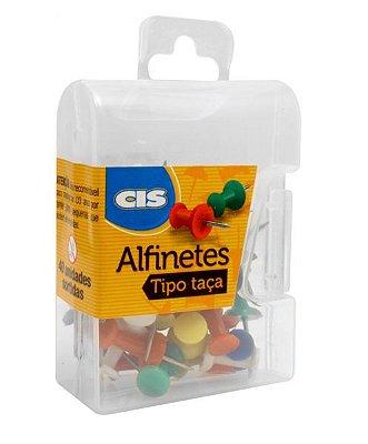 Alfinete Pin Colorido 40 Unidades
